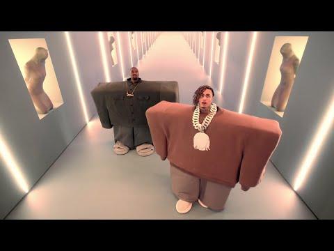 Kanye West & Lil Pump ft. Adele Givens I Love It Official Music Video
