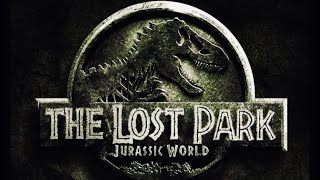 Jurassic World the lost park Lego stop motion in HD