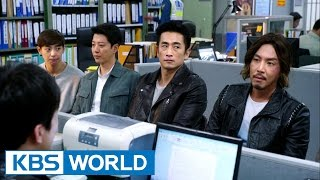 The Gentlemen of Wolgyesu Tailor Shop | 월계수 양복점 신사들 - Ep.16 [ENG/2016.10.23]