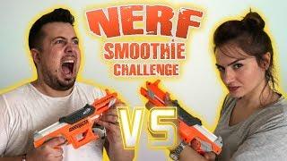 NERF SMOOTHİE CHALLENGE