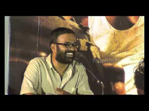 Director Karu. Pazhaniappan speech at Kalla Thuppakki Audio Launch