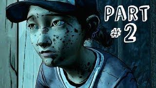 The Walking Dead Season 2 Gameplay Walkthrough Part 2 - Pinky Promise (Episode 1)