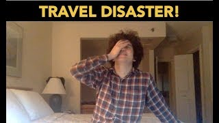 A Series of Unfortunate Travel Events! (Vlog #204)