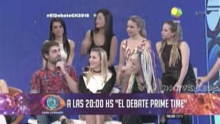 #GH 2016 22/08 - Francisco Delgado vs Patricio Gran Hermano 2016