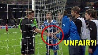 Dishonest & Disrespectful Goals In Football