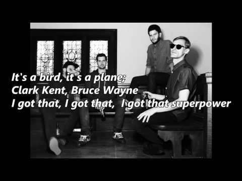 watch X Ambassadors - Superpower (Lyrics)