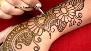 Stylish Full Hands Arabic Mehndi Designs Beautiful Arabic Henna Designs For Hands