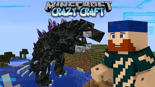 Minecraft | YesMen Crazy Craft | #17 GODZILLA VS THE AVENGERS