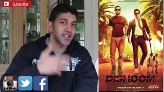Dishoom Official Trailer Reaction | John Abraham, Varun Dhawan, Jacqueline Fernandez