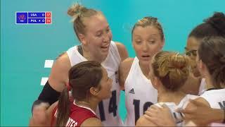 Volleyball superstar Jordan Larson shows how it