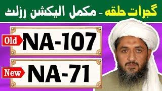 NA-107 (New NA-71) Gujrat 4 | Pakistan Election Results | Election Box
