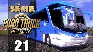 Euro Truck Simulator 2 - Viajando de Ônibus