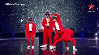 Dance Champions | MJ5' Terrific Trick