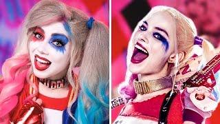 Harley Quinn MAKEUP! | Charisma Star