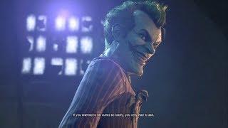 Batman: Arkham City Walkthrough Part 12 - Locating Joker in the Steel Mill