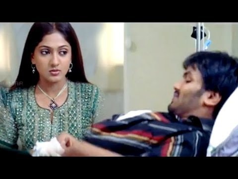 Raju Bhai Movie || Manoj & Sheela Love Scene