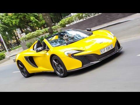 Xxx Mp4 Phan Thành Tăng Tốc Cực Nhanh Với McLaren 650S Spider XSX 3gp Sex
