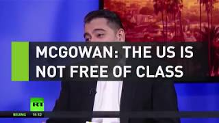 Rose McGowan: The US is not free of class