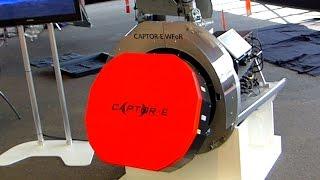 ILA2016 - Eurofighter EF2000 Typhoon CAPTOR-E Radar Demonstrator Mockup clip1