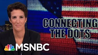 Mike Flynn Met With GOP Operative Who Sought Hacked Clinton Email: WSJ   Rachel Maddow   MSNBC