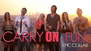 Carry On (Epic Collab!) - Peter Hollens & Friends