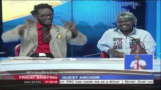 Funniest Guest Anchor Introduction featuring Professor Hammo and Jemutai
