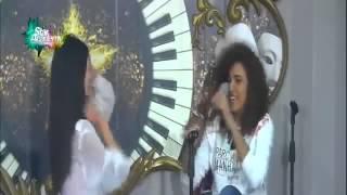 إشراق تعلم دعاء الغناء بالتونسية 22 12 2014