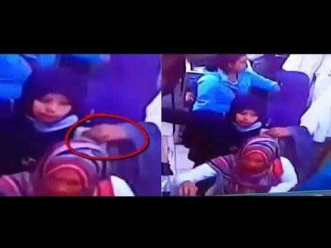 VIDEO Wanita Jilbab Kepergok NGUTIL BAJU di TOKO terekam CCTV