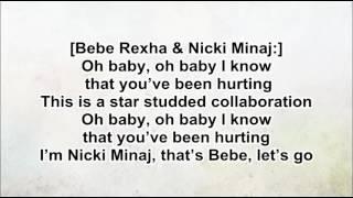Baby rexha  no broken hearts lyrics
