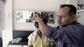 ASMR Boss Head Massage and Neck Cracking