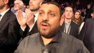 PRINCE NASEEM HAMED - 'CANELO IS THE WRONG FIGHT FOR KHAN. HE SHOULD HAVE FOUGHT KELL BROOK INSTEAD'