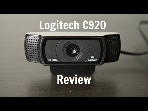 Logitech C920 Review Best Webcam On the Market in 2016