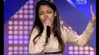 #تجارب الأداء سلوى انلوف - Mercy  | The X Factor 2013