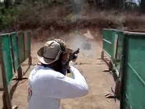 PISTA SHOTGUN BOITO CAL. 12 ESCOPETA TIRO PRÁTICO DE 12