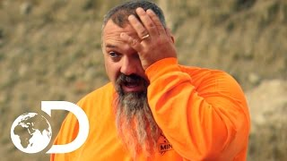 Calm Down Todd Hoffman! | Gold Rush, Tuesday 9pm | Discovery UK