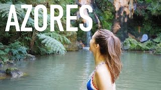 TRAVEL MOVIE   Discover the Azores Islands in 1,5 minute • Europe