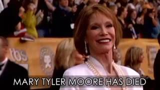 Mary Tyler Moore, 80, has died