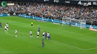 ملخص مبارة فالنسيا و برشلونة | 2-3  | الدوري الإسباني |   22-10-2016