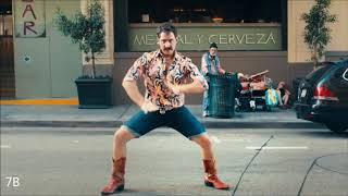 Safety Dance video - Glee cast version