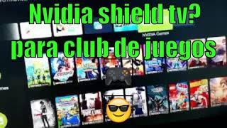 lo mejor que puedes hacer con tu nvidia shield tv 2019 100% funcional emulacion y no cloud gaming