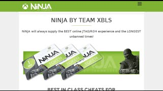 XBL NINJA Is NOW For Free 90+ day Kv life