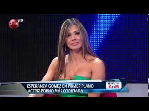 Esperanza Gómez revela todos los secretos del cine porno en Primer Plano 11 10 2013