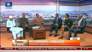 Keyamo Argues Buhari Govt Has Delivered As Ezekwesili, Mohammed Score APC Govt Low Pt.2