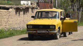 "Kyrgyzstan-Kochen entlang der Seidenstrasse""Kyrdak"" dry meat cooking"