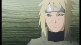 Naruto says bye to his dad for good - Naruto Shippuden