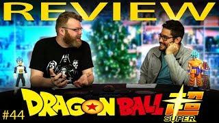 Dragon Ball Super [English Dub] REVIEW!! Episode 44