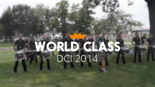 Remo + World Class: DCI 2014