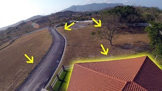 Friday Freakout: Skydiver Skims Power Lines and Rooftop on Tight Off DZ Landing