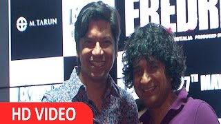 Shaan & KK At Music Launch Of The Film Fredrick UNCUT