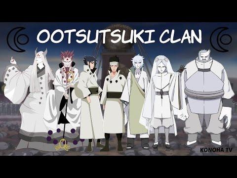 The Ōtsutsuki Clan - All Known Members (Update Momoshiki & Kinshiki)